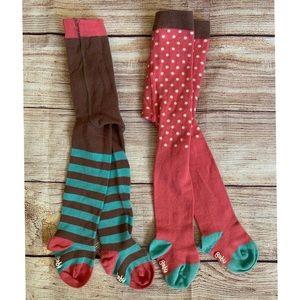 Baby Bidon Knit Tights